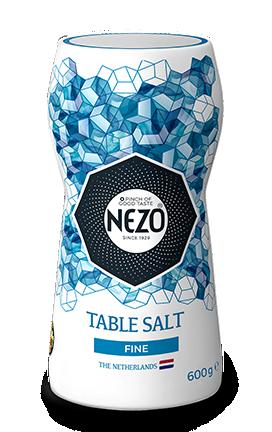 Table salt fine