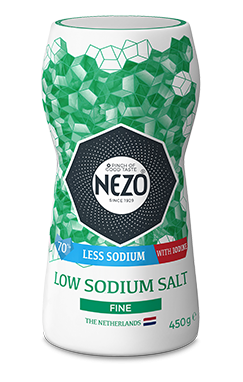 Low sodium-salt 450g Large shaker