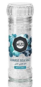 Sea salt coarse 100g Grinder