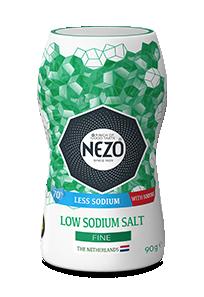 Low sodium-salt 90g Mini shaker
