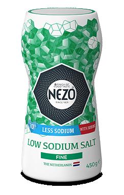 Low sodium-salt