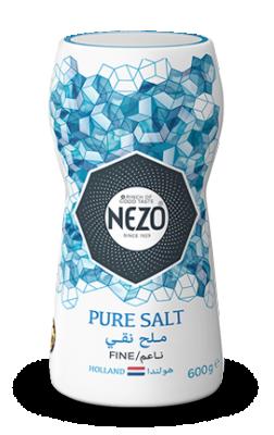 Pure salt fine